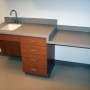 School Kitchen Corian Countertop